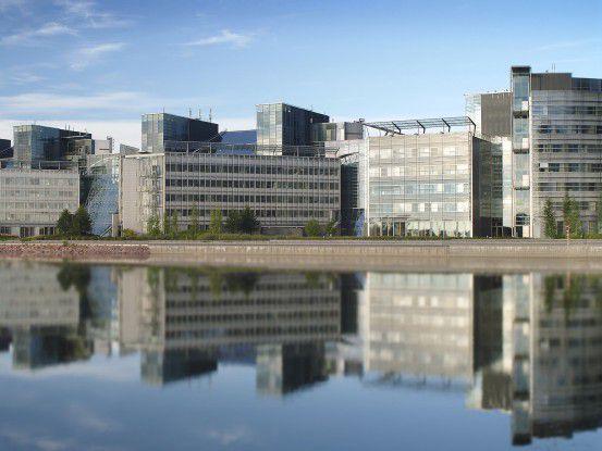 Nokia-Zentrale in Espoo bei Helsinki