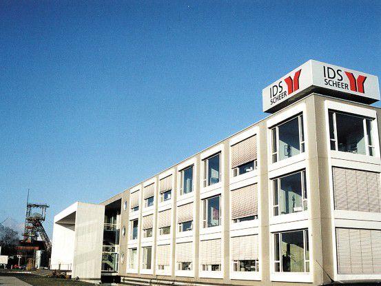 Die Zentrale von IDS Scheer in Saarbrücken