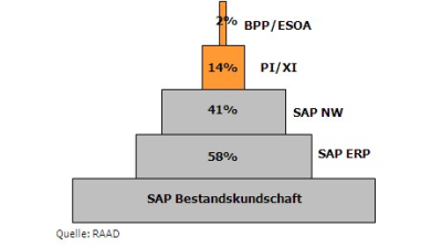 RAAD über SAPs SOA-Strategie: Enterprise SOA - wo bist Du? - Foto: RAAD Research