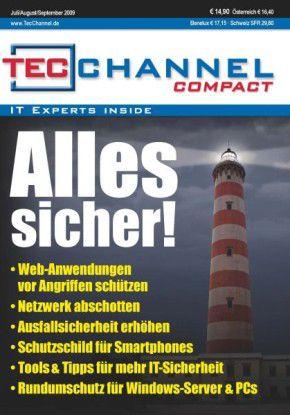 Grundlagen zum Thema Sicherheit - im neuen TecChannel Compact!