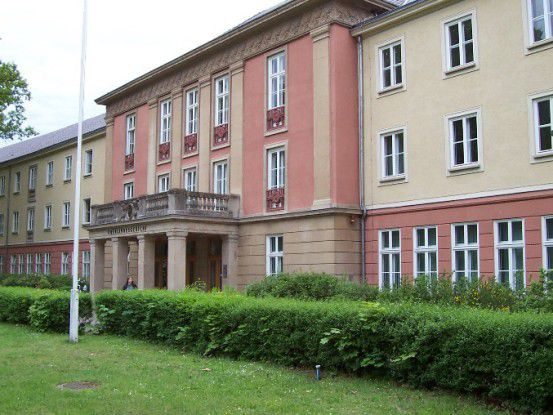 Das Brandenburgische OLG in Potsdam