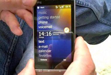 Windows Phone: Microsoft zeigt finale Version von Windows Mobile 6.5