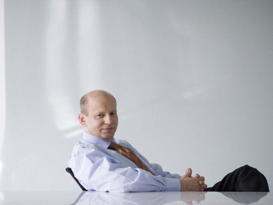 QSC-Chef Bernd Schlobohm