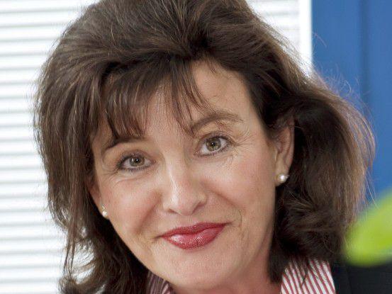 Susanne Glaser-Radtke: 'In altersgemischten Teams können Jung und Alt mit- und voneinander lernen.'