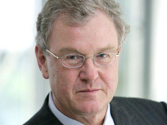 Manfred Balz, Datenschutzvorstand der Deutschen Telekom
