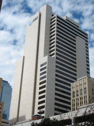 Zentrale von AT&T in Dallas, Texas