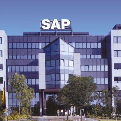 Die Nachfrage nach SAP-bezogenen Dienstleistungen sinkt.