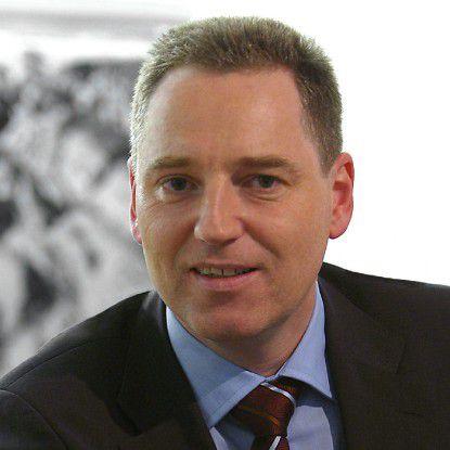 Hans-Joachim Popp, CIO des DLR.