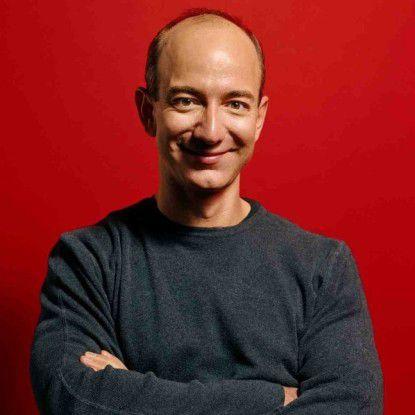 Jeff Bezos hat allen Grund zur Freude: Das Cloud-Geschäft läuft wie geschmiert.