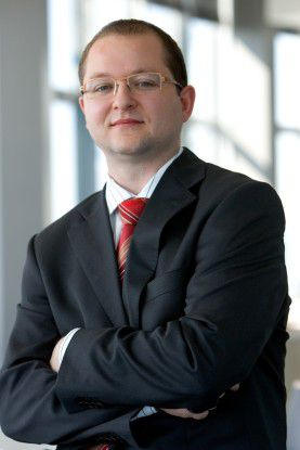 Sascha Sauer, Vorstand der Ageto Holding AG, hofft, dass Bürger künftig viele Prozesse mit dem neuen Ausweis übers Internet abwickeln können.