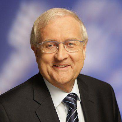 Äußerte früh Zweifel an Elena: der ehemalige Wirtschaftsminister Rainer Brüderle (FDP).