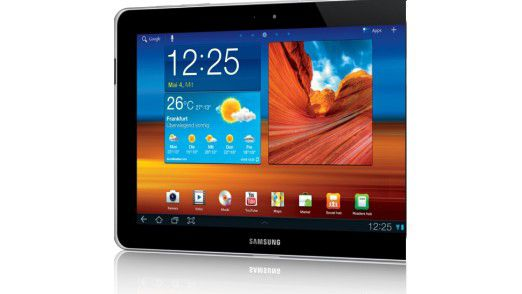 Auch Android-Tablets von Samsung können in VDI-Umgebungen eingebunden werden.