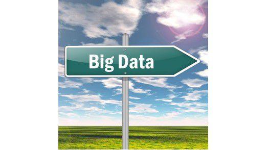 Wohin geht die Reise? Unternehmen müssen sich bei Big Data auf eine ganze Reihe von Herausforderungen einstellen.