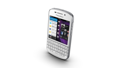 Mail-Konfigurationsassistent: Blackberry 10 sendet Login-Daten nach Hause - Foto: Blackberry