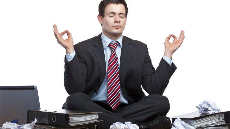 Weihnachtsmailings sollten keinen zusätzlichen Stressfaktor in Ihrem Arbeitsalltag hervorrufen.
