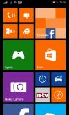 Windows Phone 8.1 auf dem Lumia 630