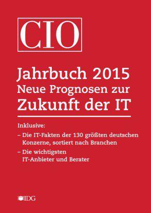 Das CIO-Jahrbuch 2015