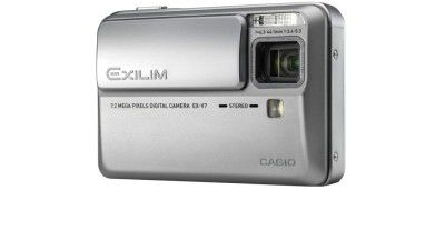 DigiCam im Test: Casio Exilim Hi-Zoom EX-V7