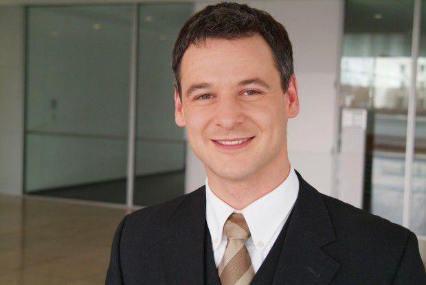 Thorsten Schuberth, Senior Technical Consultant bei Check Point Software.
