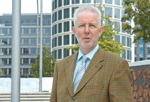 Dr. Sebastian Saxe, CIO der Hamburg Port Authority