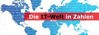 IT-Welt in Zahlen