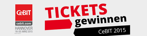 CeBIT-Tickets