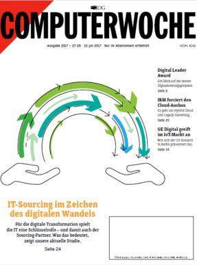 COMPUTERWOCHE - die IT-Wochenzeitschrift