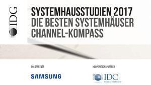 Systemhausstudie 2017